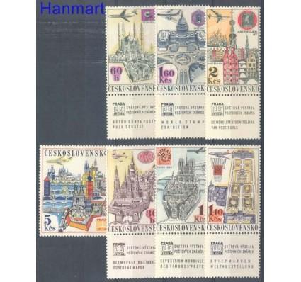 Znaczek Czechosłowacja 1967 Mi zf 1738-1744 Czyste **