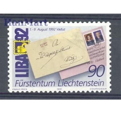 Znaczek Liechtenstein 1991 Mi 1026 Czyste **