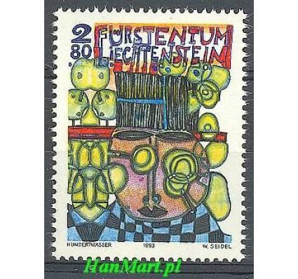 Znaczek Liechtenstein 1993 Mi 1060 Czyste **