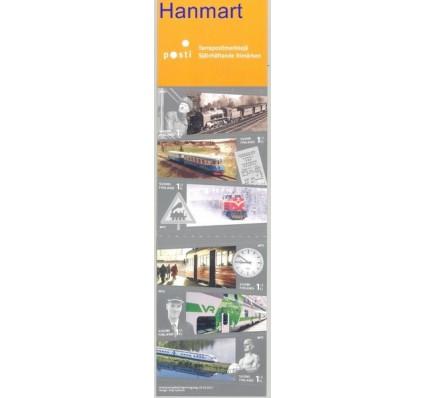 Znaczek Finlandia 2012 Mi mh 2158-2163 Czyste **