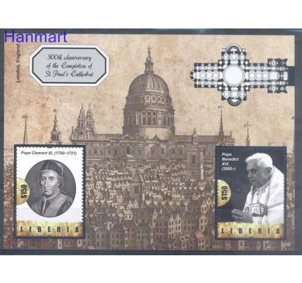 Znaczek Liberia 2011 Mi bl 620 Czyste **