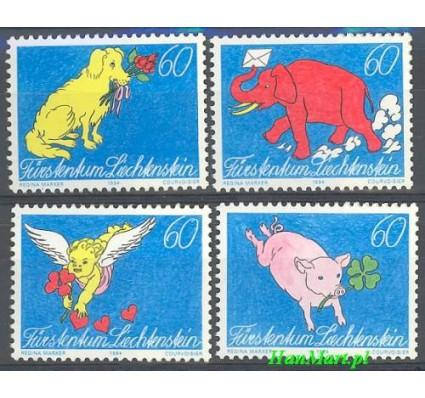 Znaczek Liechtenstein 1994 Mi 1085-1088 Czyste **