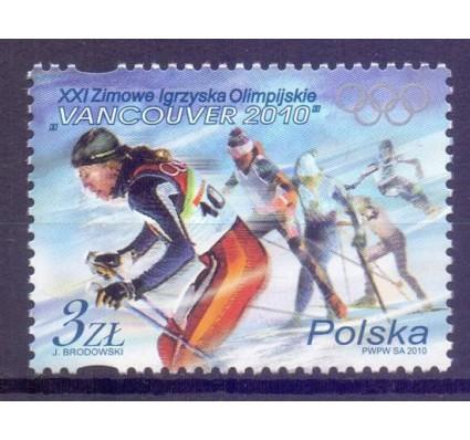 Znaczek Polska 2010 Mi 4466 Fi 4316 Czyste **