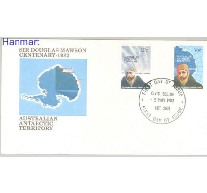 Australijskie Terytorium Antarktyczne 1982 Mi 53-54 FDC