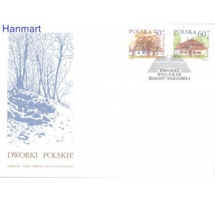 Znaczek Polska 1997 Mi 3645-3646 Fi 3497-3498 FDC