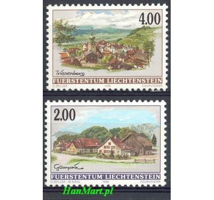 Znaczek Liechtenstein 1998 Mi 1177-1178 Czyste **