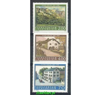 Znaczek Liechtenstein 1999 Mi 1212-1214 Czyste **