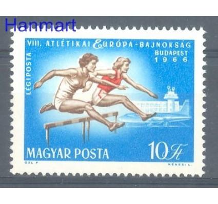 Znaczek Węgry 1966 Mi 2270 Czyste **