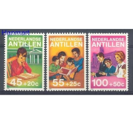 Znaczek Antyle Holenderskie 1984 Mi 542-544 Czyste **