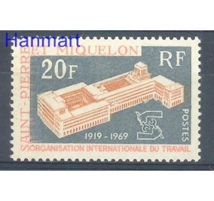 Saint-Pierre i Miquelon 1969 Mi 450 Czyste **