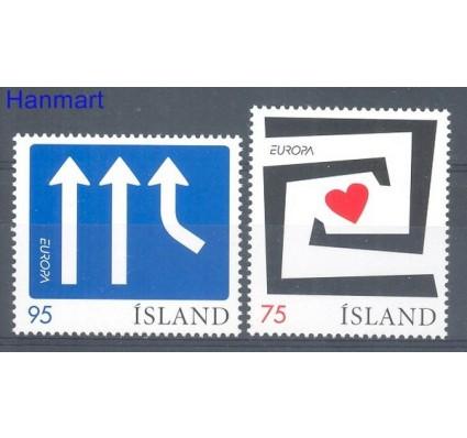 Znaczek Islandia 2006 Mi 1133-1134 Czyste **
