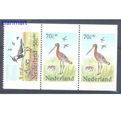 Znaczek Holandia 1984 Mi 1246C+1249DE Czyste **