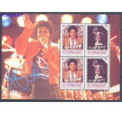 Znaczek St. Vincent 1985 Mi bl 26 Czyste **
