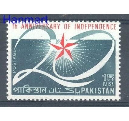 Znaczek Pakistan 1967 Mi 241 Czyste **