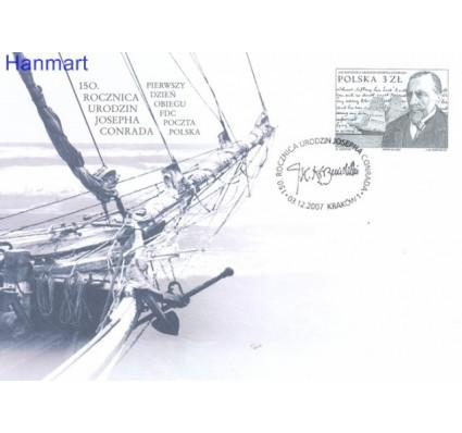 Znaczek Polska 2007 Mi 4343 Fi 4193 FDC