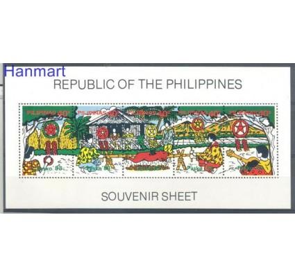 Znaczek Filipiny 1983 Mi bl 22 Czyste **