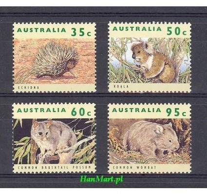 Australia 1992 Mi 1314-1317 Czyste **