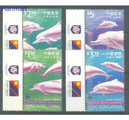 Znaczek Hong Kong 1999 Mi zf 919-922 Czyste **