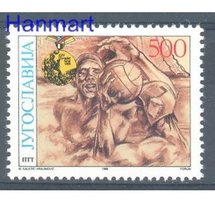 Znaczek Jugosławia 1988 Mi 2324 Czyste **