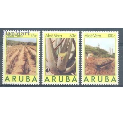 Znaczek Aruba 1988 Mi 37-39 Czyste **
