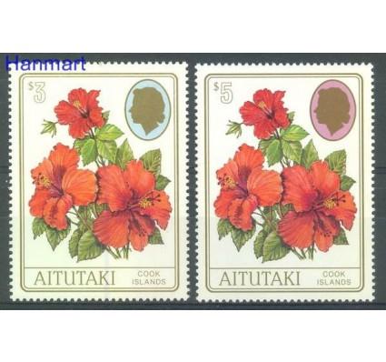 Znaczek Aitutaki 1994 Mi 730-731 Czyste **