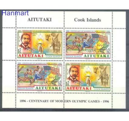Znaczek Aitutaki 1996 Mi 749-750 Czyste **