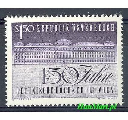 Znaczek Austria 1965 Mi 1198 Czyste **