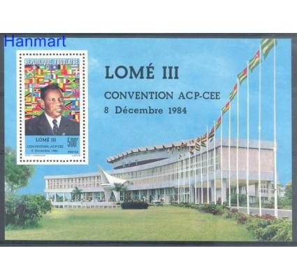 Znaczek Togo 1984 Mi bl 258 Czyste **