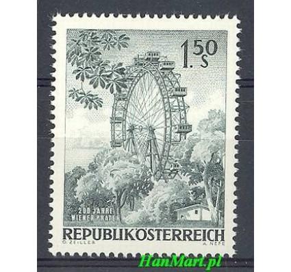 Znaczek Austria 1966 Mi 1204 Czyste **