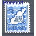 Guernsey 1989 Mi 482 Czyste **