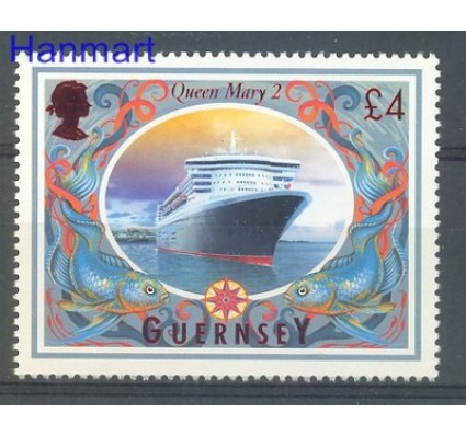 Znaczek Guernsey 2005 Mi 1052 Czyste **