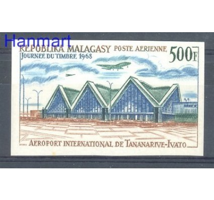 Znaczek Madagaskar 1968 Czyste **