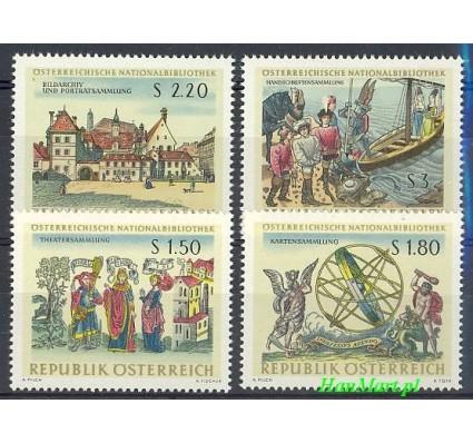 Znaczek Austria 1966 Mi 1218-1221 Czyste **