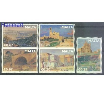 Znaczek Malta 2012 Mi 1698-1702 Czyste **
