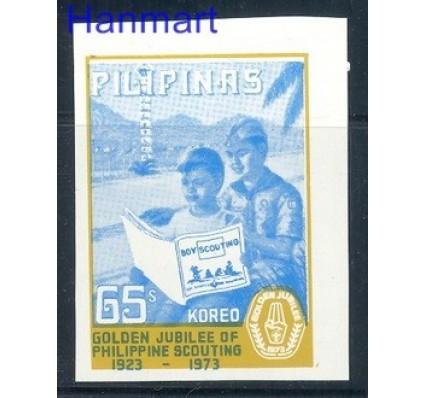 Znaczek Filipiny 1973 Mi err 1090 Czyste **