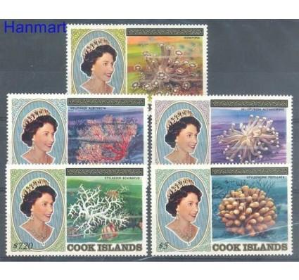 Znaczek Wyspy Cooka 1984 Mi 1002-1006 Czyste **
