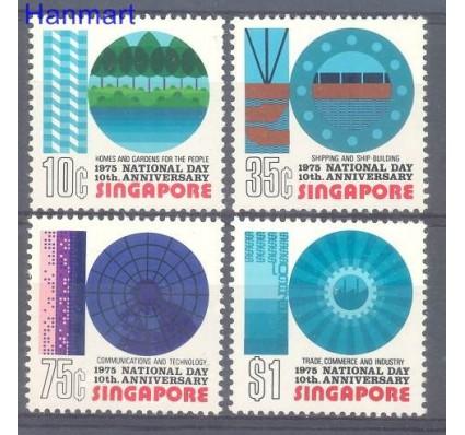 Znaczek Singapur 1975 Mi 235-238 Czyste **