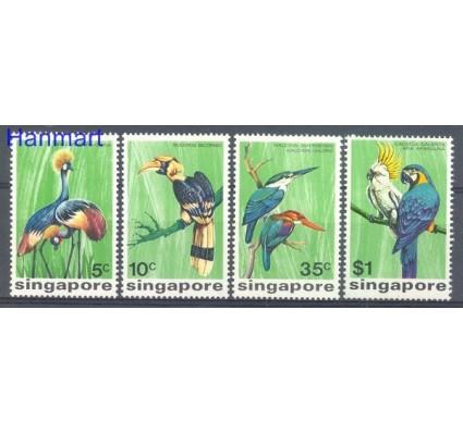 Znaczek Singapur 1975 Mi 239-242 Czyste **