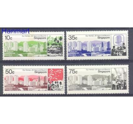 Znaczek Singapur 1985 Mi 479-482 Czyste **
