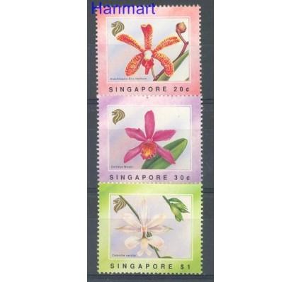 Znaczek Singapur 1991 Mi 633-635 Czyste **
