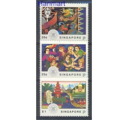 Znaczek Singapur 1992 Mi 665-667 Czyste **