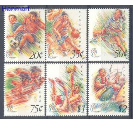 Znaczek Singapur 1993 Mi 689-694 Czyste **