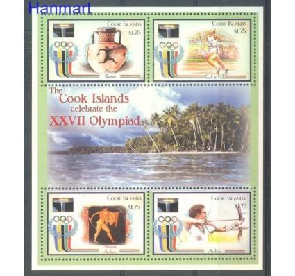 Znaczek Wyspy Cooka 2000 Mi 1504-1507 Czyste **
