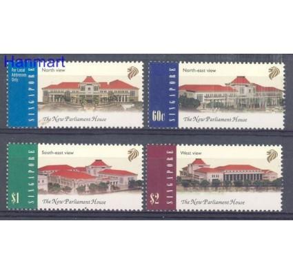 Znaczek Singapur 1999 Mi 964-967 Czyste **
