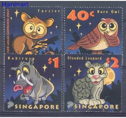 Znaczek Singapur 2003 Czyste **