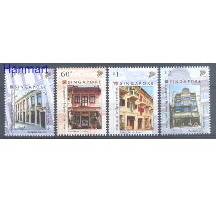 Znaczek Singapur 2005 Mi 1508-1511 Czyste **