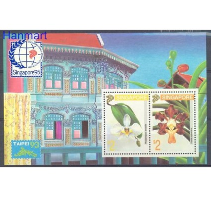 Znaczek Singapur 1993 Mi bl 29 Czyste **