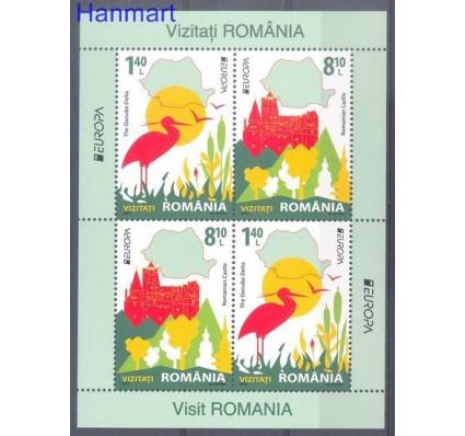 Znaczek Rumunia 2012 Mi bl 259I Czyste **