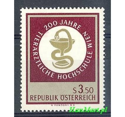 Znaczek Austria 1968 Mi 1259 Czyste **
