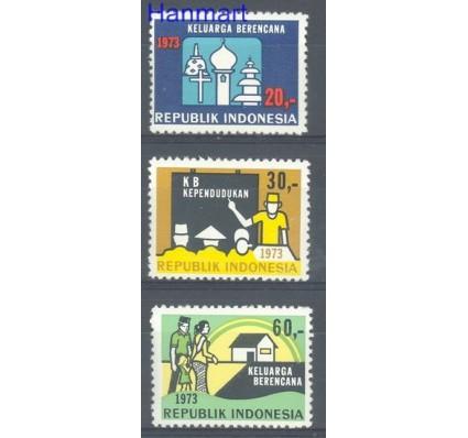 Znaczek Indonezja 1973 Mi 744-746 Czyste **
